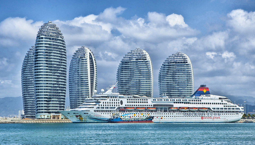 Star Cruises China Cruise