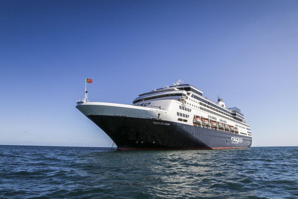 Vasco da Gama auf See