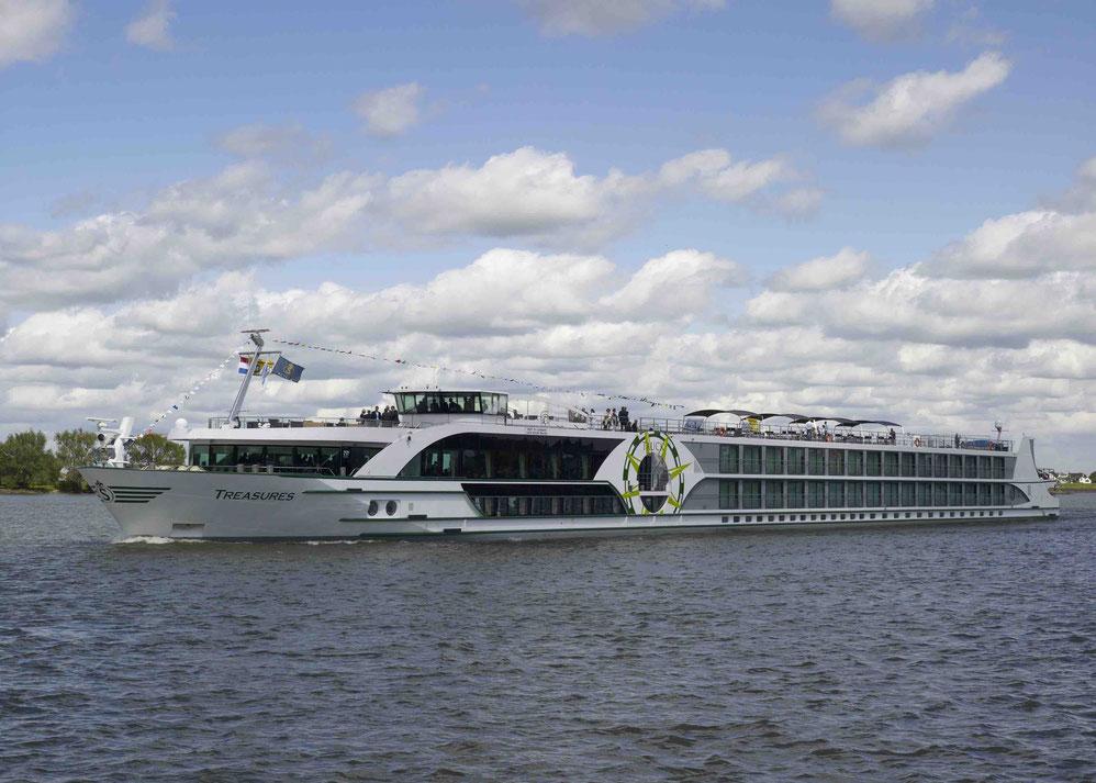 MS TREASURES VIVA Cruises