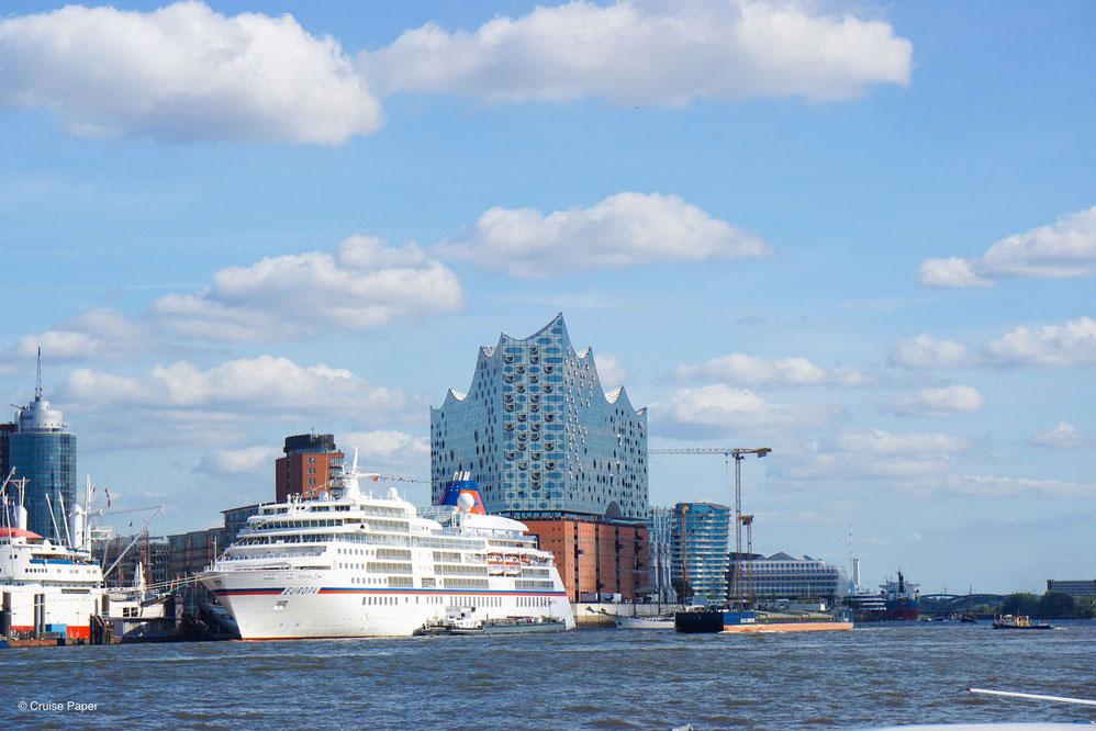 Hamburger Hafengeburtstag MS EUROPA