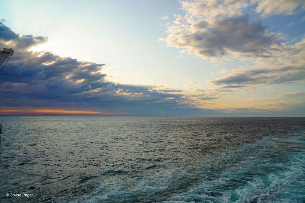 Kreuzfahrt Meer