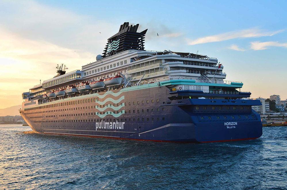 Pullmantur Cruises Horizon