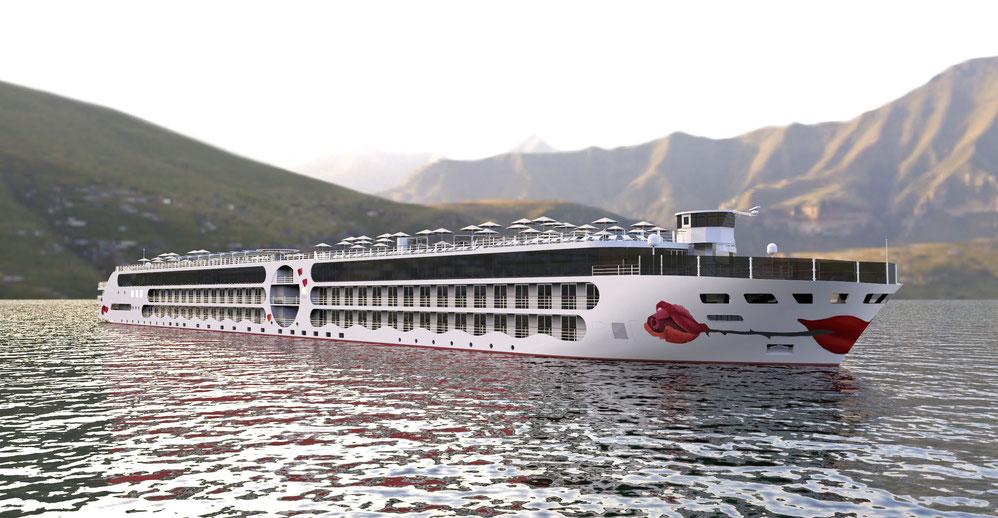 A-ROSA E-Motion Ship 2022