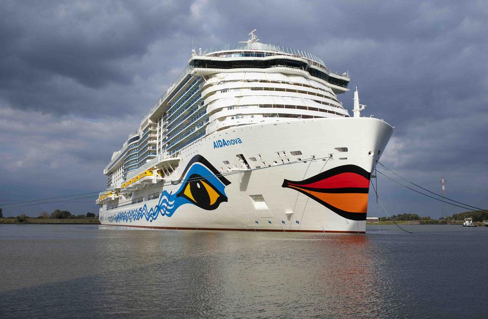 AIDA Cruises AIDAnova