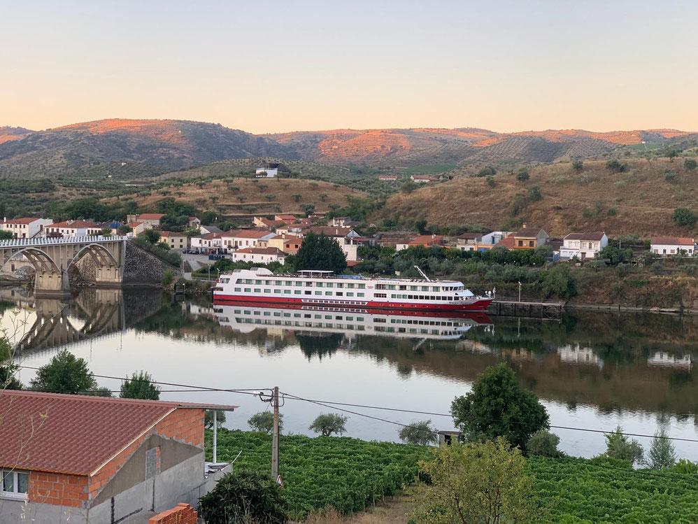 MS Douro Cruiser Barca d'Alva