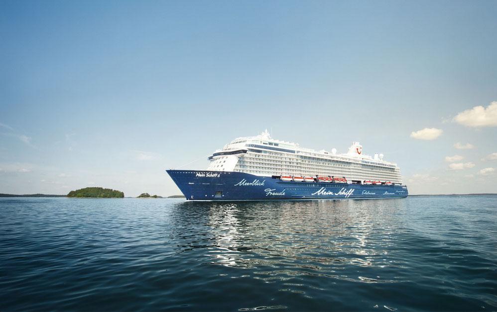 Mein Schiff 6 Blaue Reisen