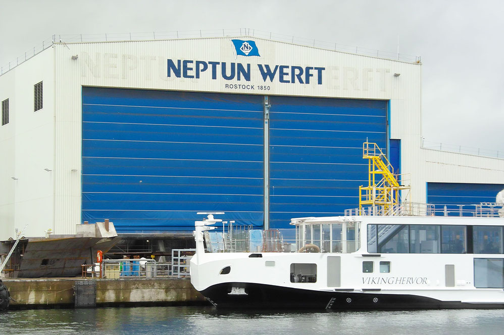 Viking Hervor Neptun Werft