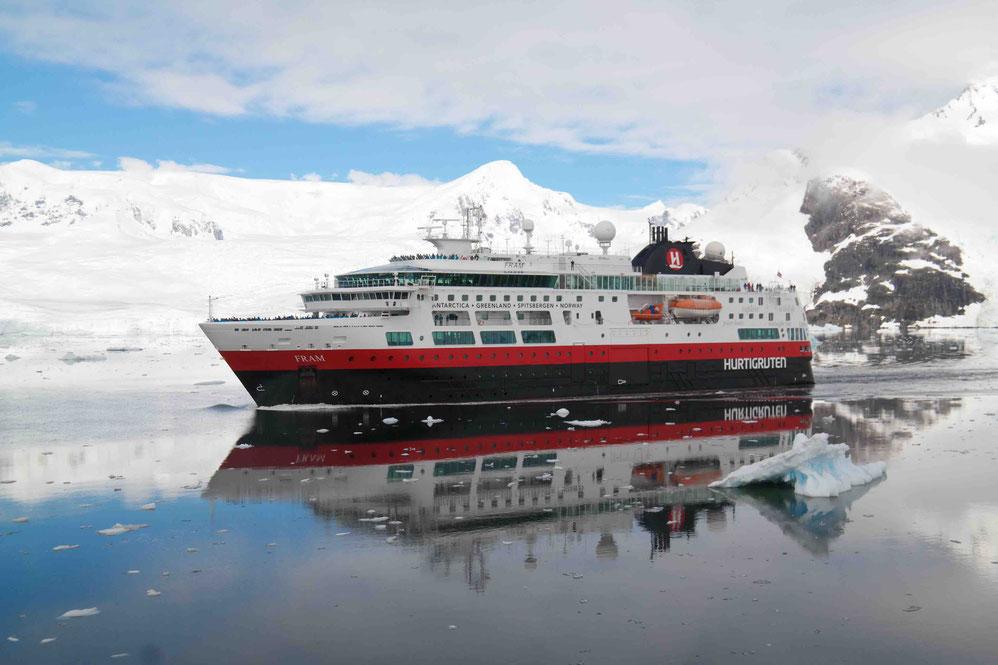 Hurtigruten MS Fram