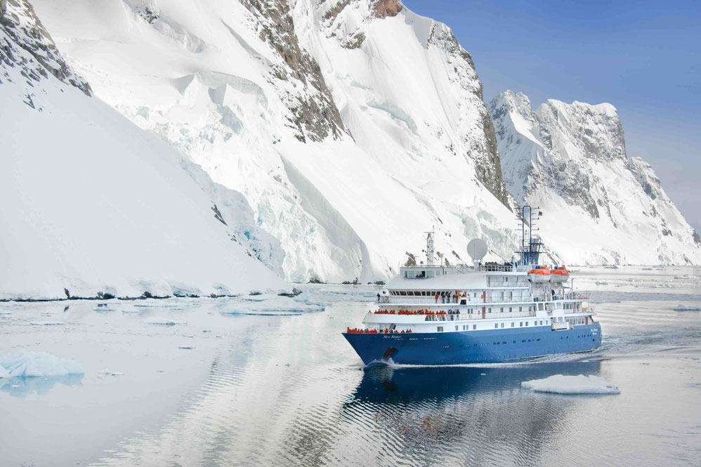 »Sea Spirit« Poseidon Expeditions