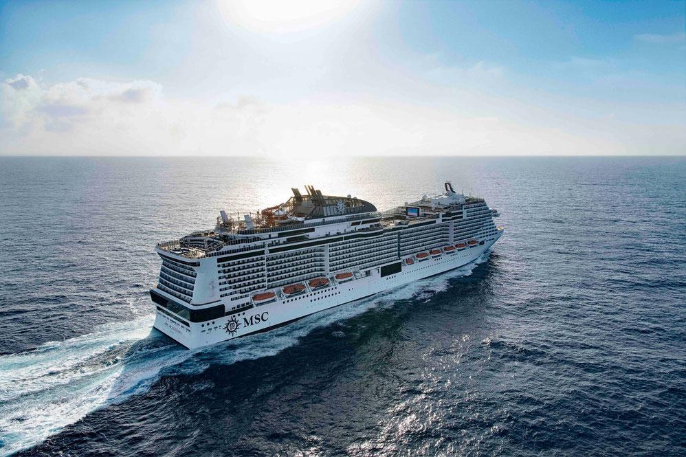 MSC Bellissima MSC Cruises