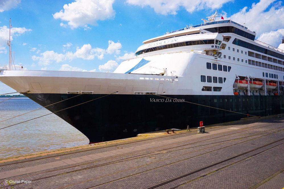 MS VASCO DA GAMA Bremerhaven