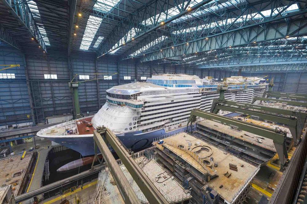 Meyer Werft Odyssey of the Seas
