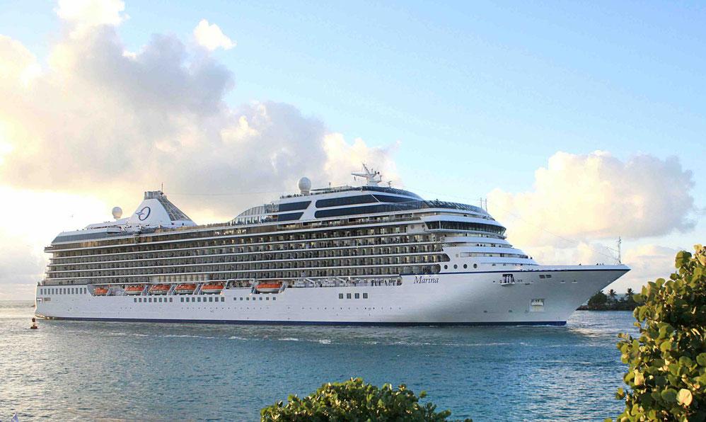Marina Oceania Cruises