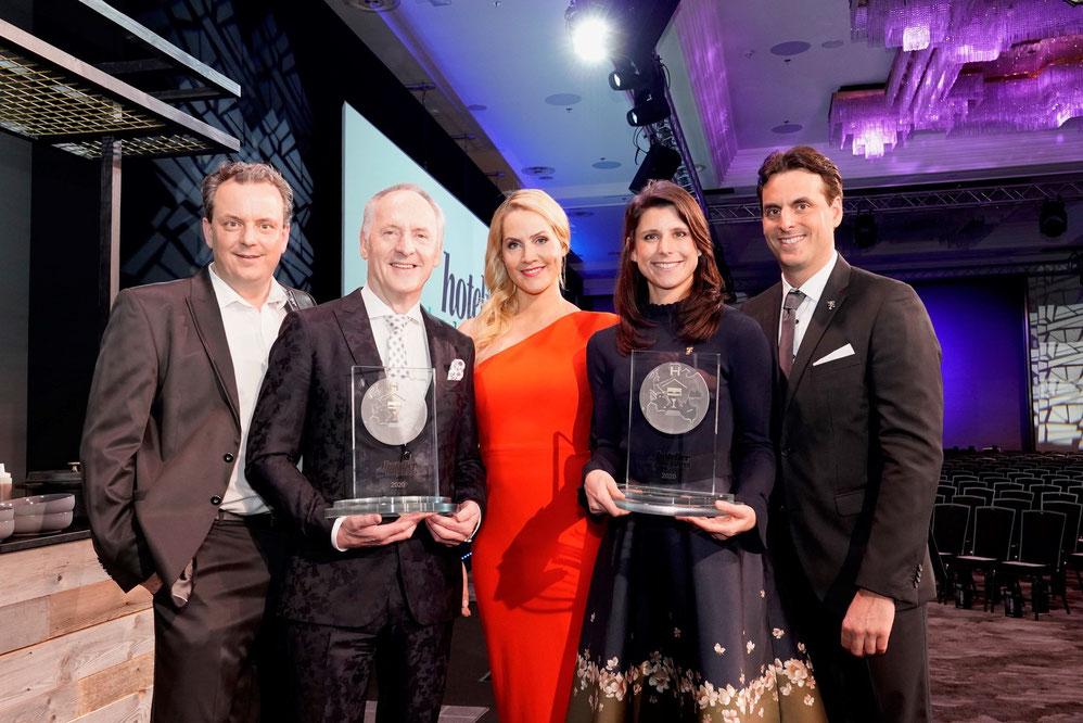 Karl. J. Pojer Special Award Hotelier des Jahres