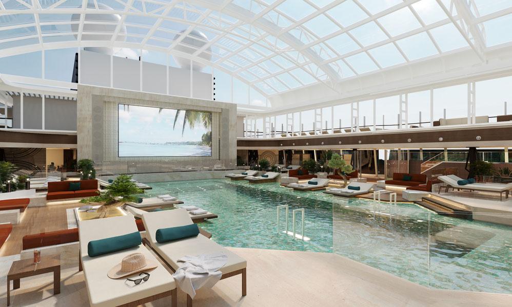Explora I Indoor Pool