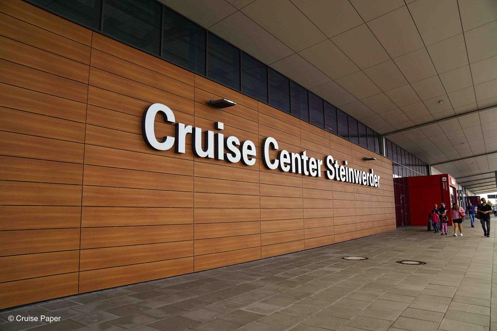 Cruise Center Steinwerder Hamburg