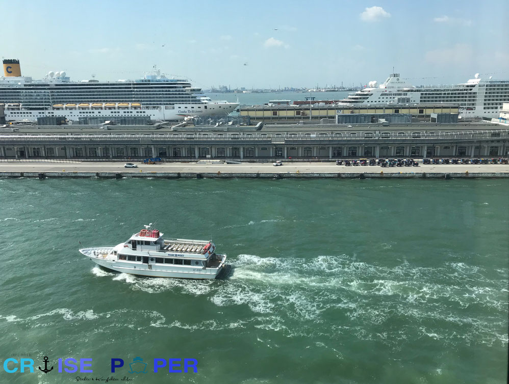 Venedig Kreuzfahrthafen