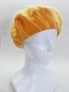 ベレー帽 ~オレンジ色の炎~