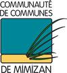 Logo communauté de communes de Mimizan
