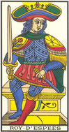 Roi d'Épées