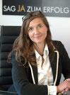 Claudia Schiefer, ihre Ansprechpartnerin für Geschäftsoptimierung, Recruiting und Personalpsychologie