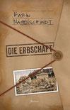 """Die Textmamsell: Buchcover """"Die Erbschaft"""" (Lektorat Roman)"""