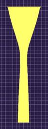 ヤマハ33B カップ・バックボア形状