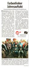 Neue Westfälische vom 19.1.2015