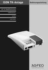 Titelbild Bedienungsanleitung für AGFEO AC 141 WebPhonie