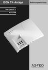 Titelbild Bedienungsanleitung für AGFEO AC 12 USB