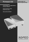 Titelbild Ergänzungen zur Bedienungsanleitung AGFEO AS 40 P