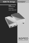 Titelbild Bedienungsanleitung für ST 25, ST 30, DECT 30 für AGFEO AS 4000 (2 x AS 40 P)
