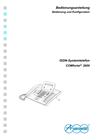 Titelbild Bedienungs- und Konfigurationsanleitung: Auerswald COMfortel 2600