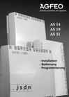 Titelbild Bedienungsanleitung für AGFEO AS 14