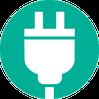 新潟市の法人向け電気設備工事会社のアイコン