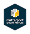 Logo Matterport Service Partner