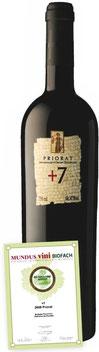 Pinordの +7、オーガニックワインコンクール BIOFACH で金メダル受賞 (www.vinetur.com)