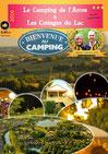 Brochure Camping Gers Arros visu 2016