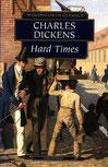 "Portada de ""Hard Times"" de Charles Dickens"