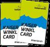 Kaiserwinkl-Card Leistungen