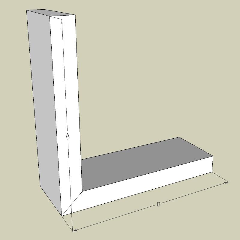 Indirekte Beleuchtung Gipskarton Elegant Abgehangte Decken: L-Profil / 95 Cm