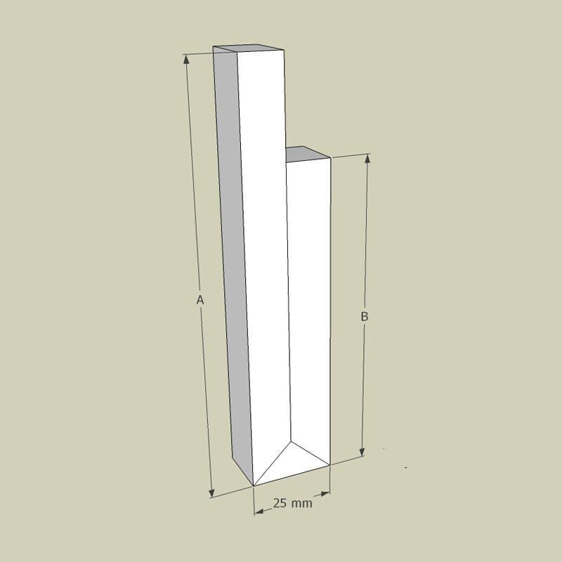Indirekte Beleuchtung Gipskarton Elegant Abgehangte Decken: Schattenfuge / 95 Cm
