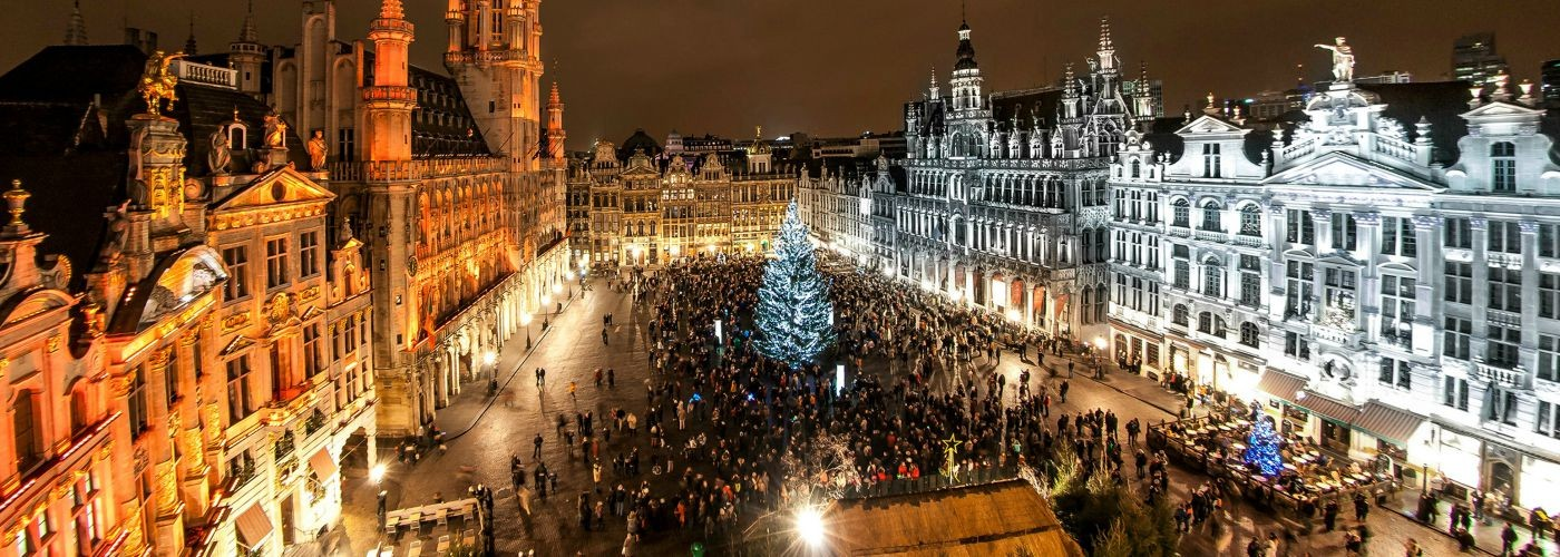 Christmas market in brussels europe 39 s best destinations for Top design hotels belgium