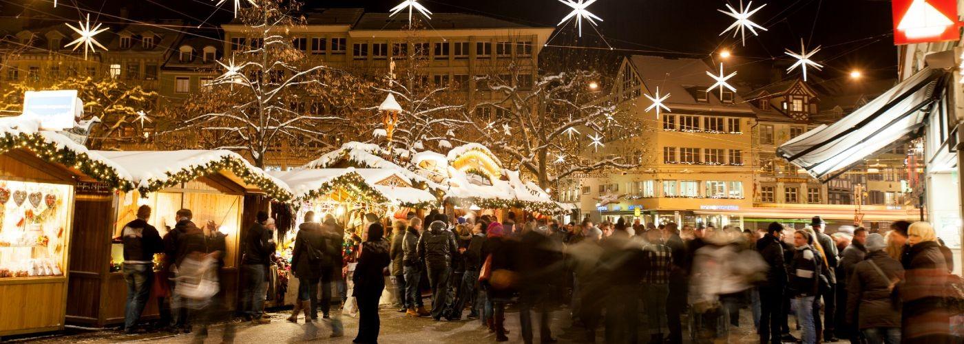 Christmas-St Gallen