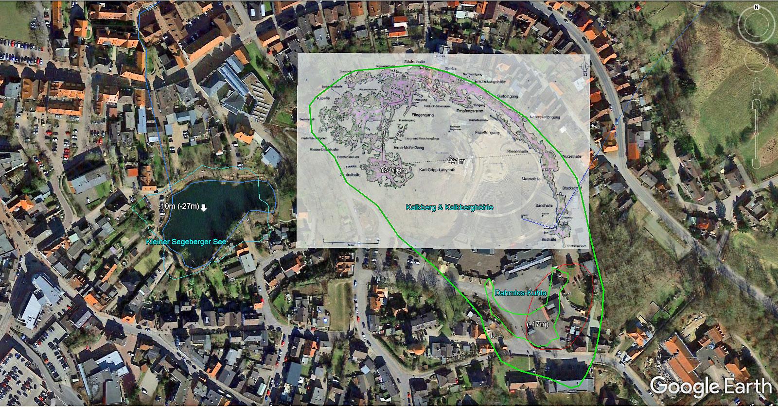 Geoprojektse Private Recherche Zur Geologie Des