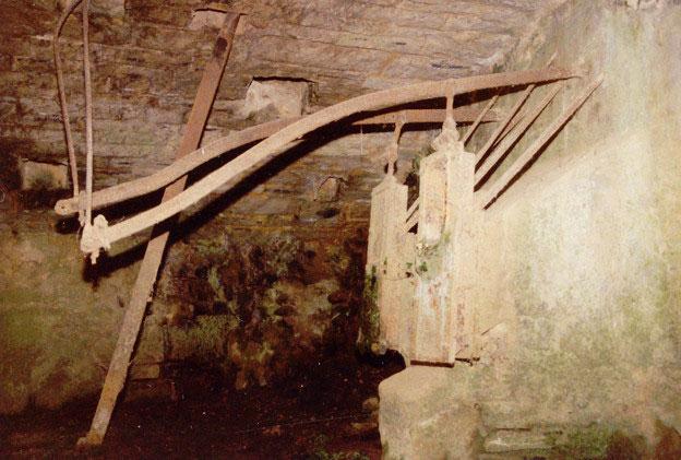 Moulin à datation site