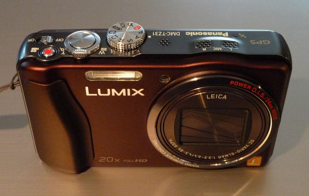 Die Panasonic Lumix Dmc Tz31 C Muc