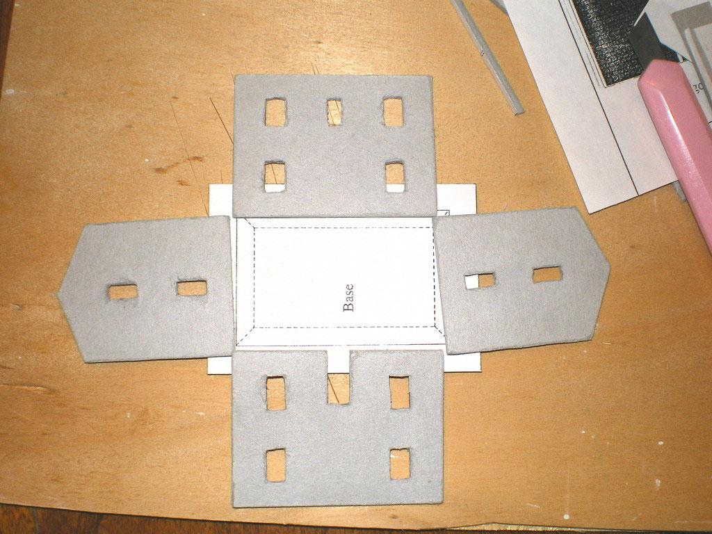 Come Costruirsi Il Tipico Casello Fs Officine Mercuris Jimdopage