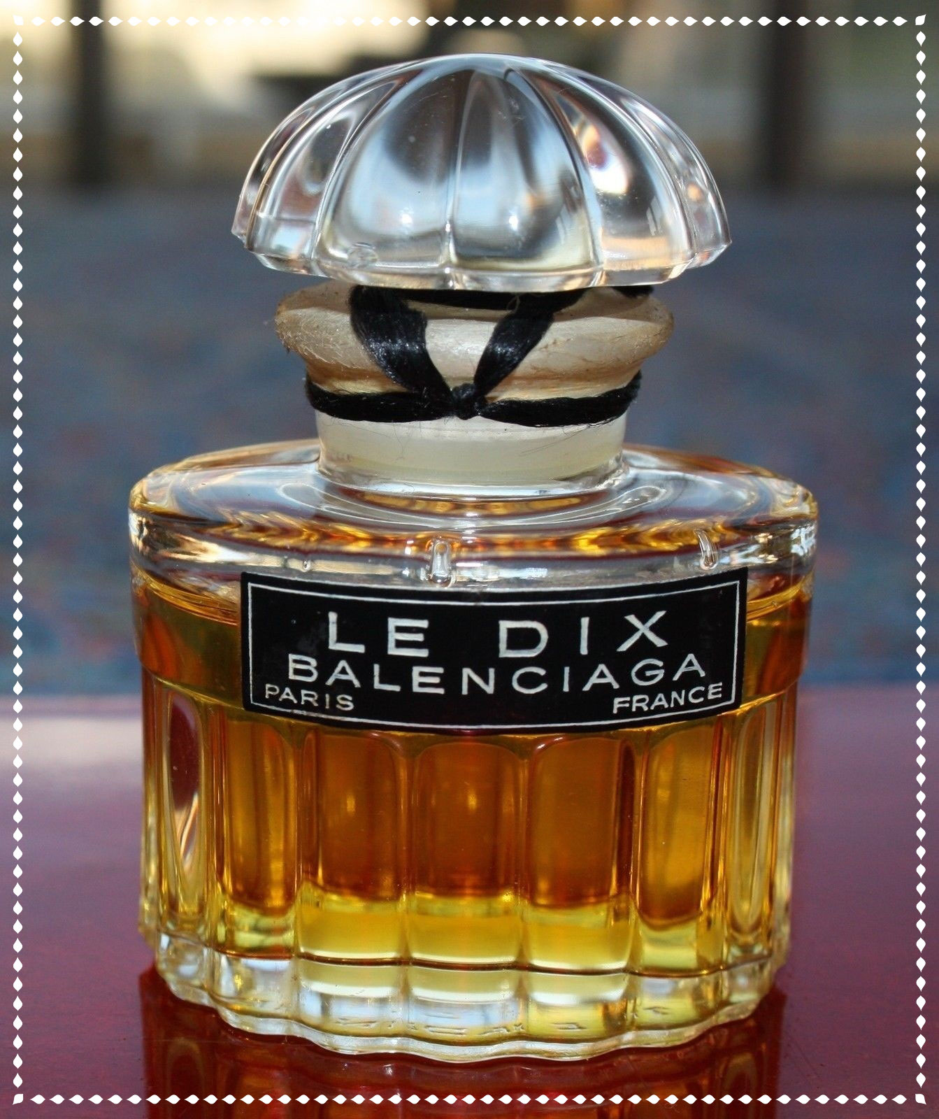 Augu CristobalCollectionsautourduparfum Balenciaga Balenciaga Annick Annick CristobalCollectionsautourduparfum Par Par BoedCx