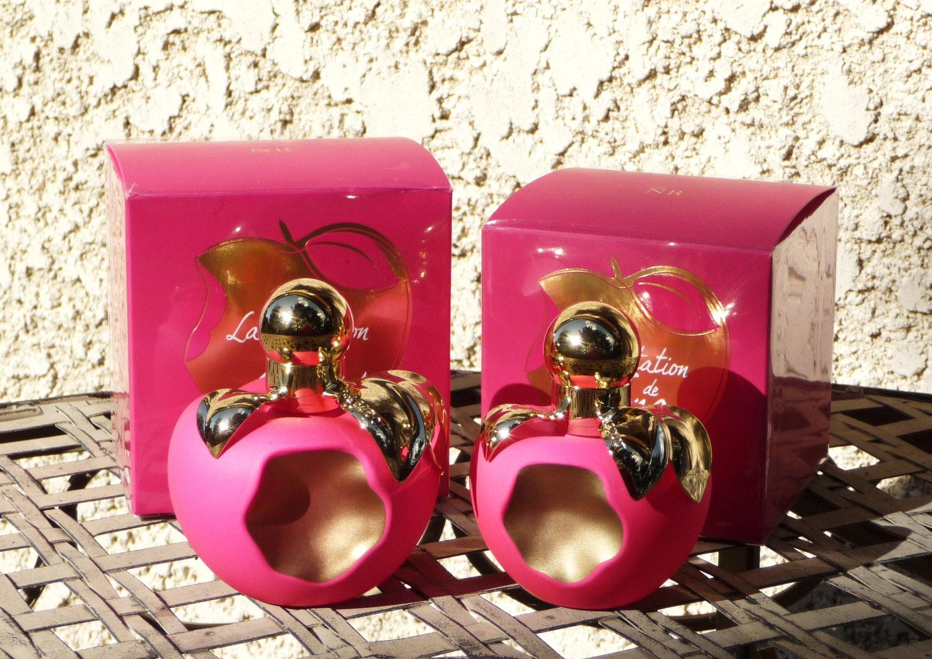 Par Ricci Collectionsautourduparfum Concours Annick Art Nina Fan Rq34Ajc5L